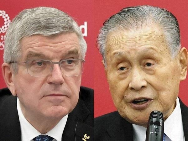 """IOC露骨な手のひら返し 森喜朗会長は『絶対的に不適切』""""風見鶏""""ぶりに海外メディア苦笑い"""