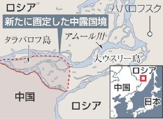 中ソ国境紛争