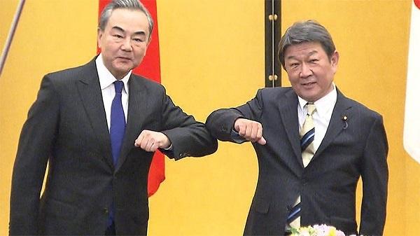 20201125日支ビジネス往来を再開!茂木外相「日本を多民族社会に変える。定住外国人に地方参政権を与える」
