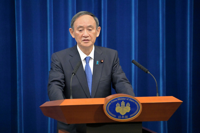 20200108支那や韓国から入国、一転続行! 緊急事態宣言も、菅義偉首相の一声でビジネス関係者のザル入国は継続