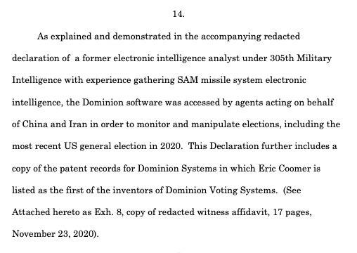 20201127大統領選の不正が続々明白に!PA州裁判官が選挙認証停止・GA州投票用紙に透かし・支那が選挙操作