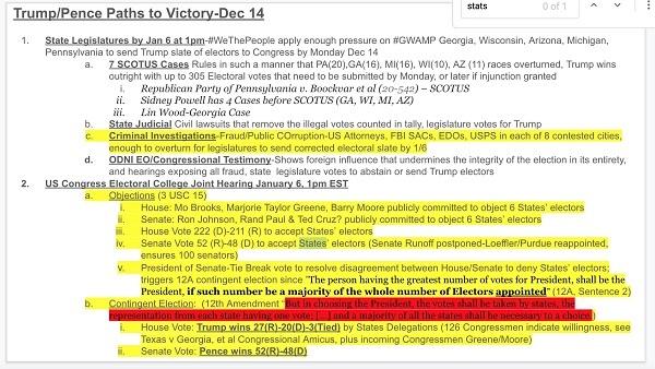 20201216法廷監査で不正の証拠が認定!ミシガン州のある郡ではドミニオン機で33%が不正移動!逆転の布石