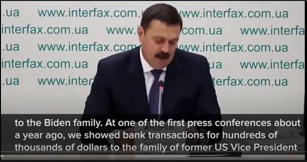 20201231ウクライナがバイデン犯罪を公表!UKR国民の税金がバイデン企業の銀行口座へ!マネロン脱税の物証
