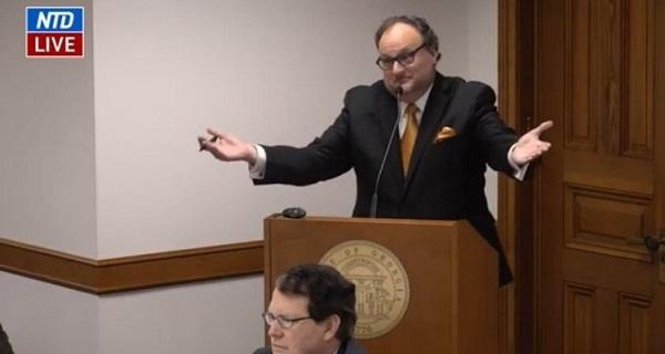 20210102決着!ドミニオンの不正が証明された!ジョージア州公聴会でハッキングを公開再現!トランプも感謝