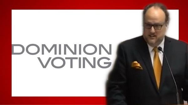 Dominion VotingMachinesのCEOのJohnPoulosは繰り返し嘘を吐いています Dominionマシンはオンラインになるように設計されていないと述べ、投票システムは設計上インターネットに接続されていないクローズドシステム