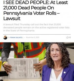 20201111米マスコミも不正を認め報道開始!トランプ陣営、法廷闘争あきらめず・不正選挙の証拠が続々増加中