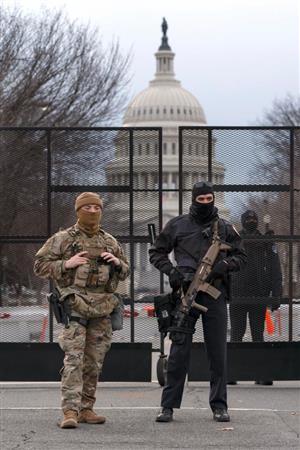 202010120米大統領就任式「襲撃計画」か!当日は州兵2万人超投入で厳戒態勢!支那は尖閣領土宣言Xデーを設定