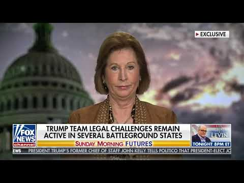 Sidney Powell: CIA May have Used Dominion for Its Own Benefit - Haspel Should be Fired Immediately