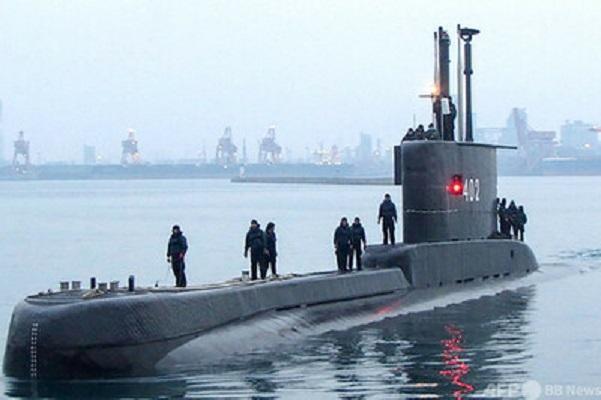 20210425韓国が全面改修した潜水艦沈没!ドイツ製だが韓国で2年間改造!事実上韓国製のインドネシア潜水艦