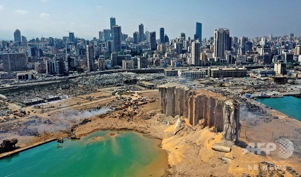 20200811韓国の貿易管理の不適切事例また発覚!レバノンで大爆発した硝酸アンモニウムをインド企業に不正輸出