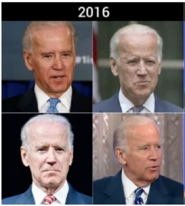 トランプ大統領「彼(バイデン)は、(前とは)違う人だ。従来のバイデンと全く違う姿だし、行動も全然違う。すごく遅くなった。