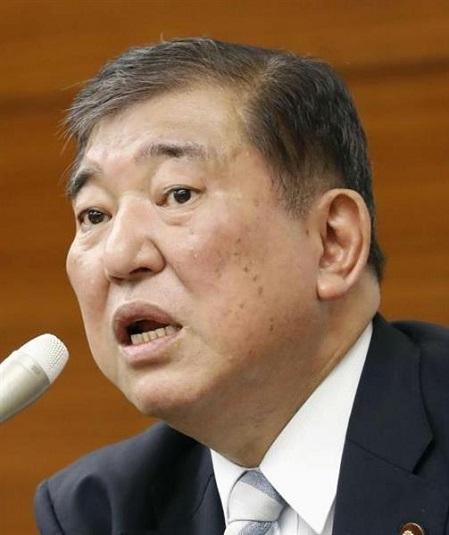 自民党・石破茂氏、習主席「国賓来日」に固執 「ポスト安倍」めぐり二階氏の「支援」期待か