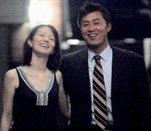細野豪志&山本モナ