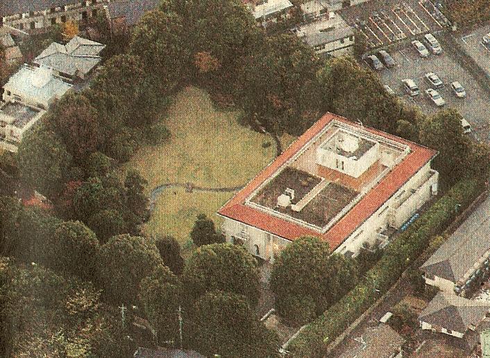 武富士創業者邸