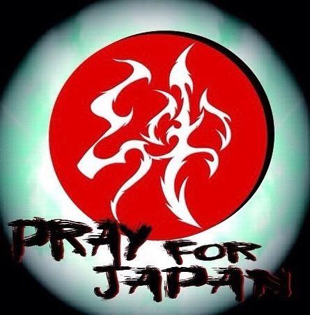 Pray forJapan