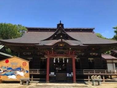 2大洗磯前神社