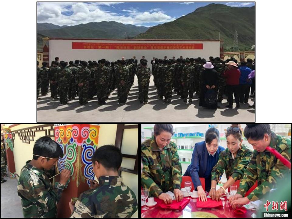 Tibet-2 vocational school