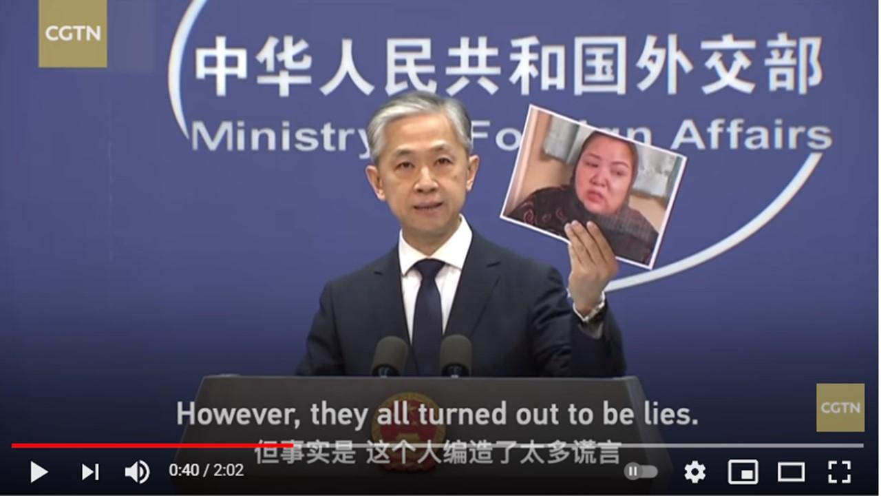 China vs BBC