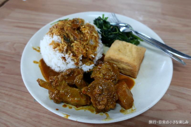 昼食 シンガポール