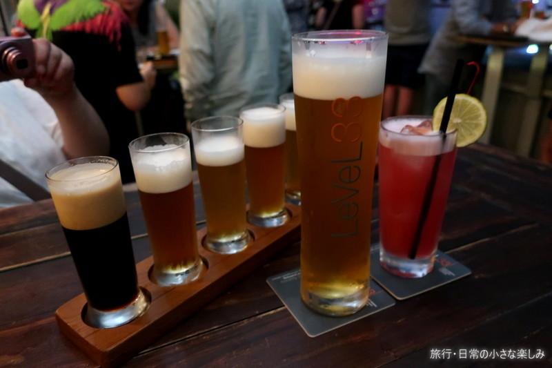 LEVEL33 シンガポール ギネス ビール