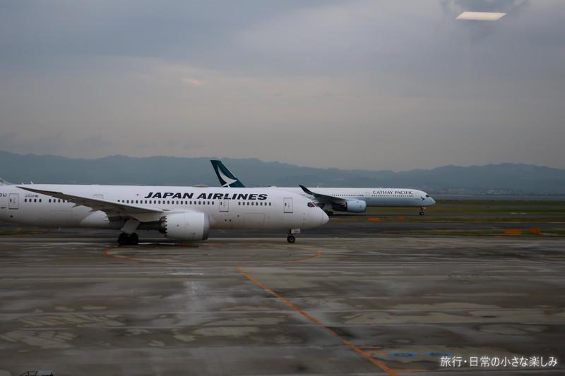 シンガポール航空 関西空港 A380