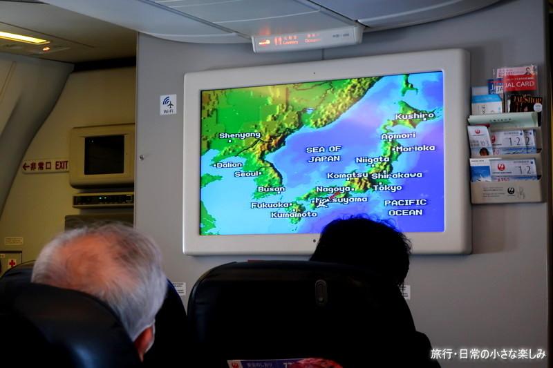 JAL どこかにマイル B777