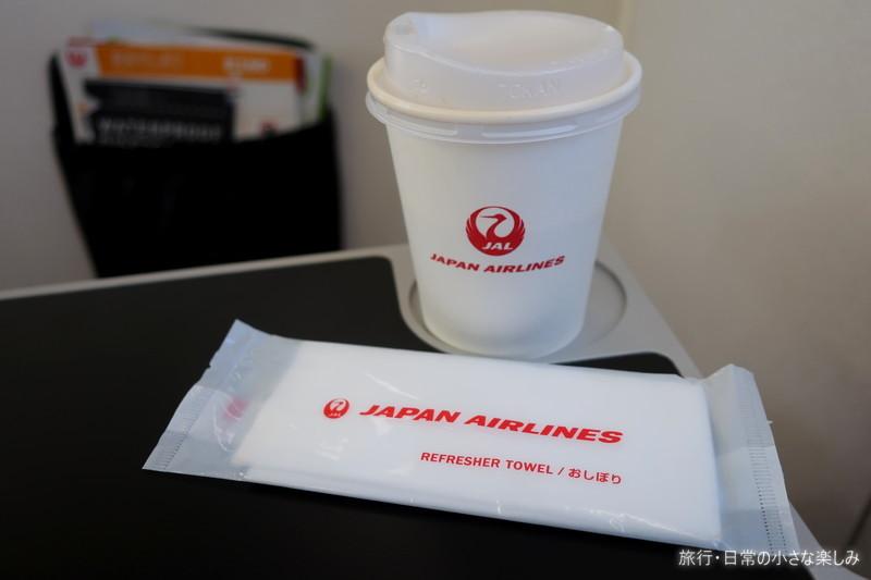 コーヒー JAL