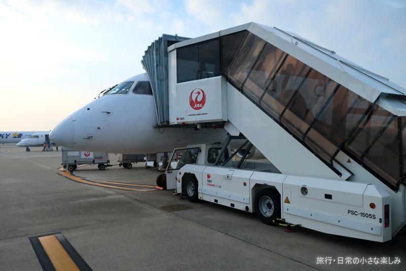 福岡空港 沖止め