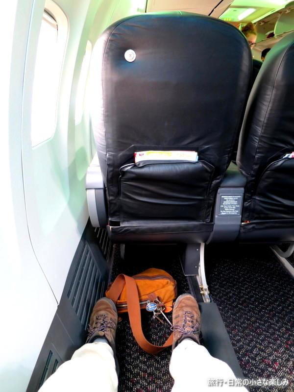 JAL 広い席