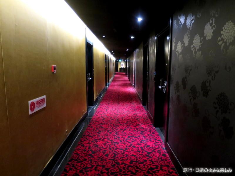 オーチャードホテル スイートルーム