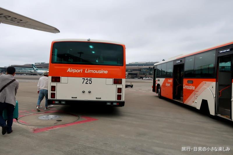 成田空港 沖止め 国際線