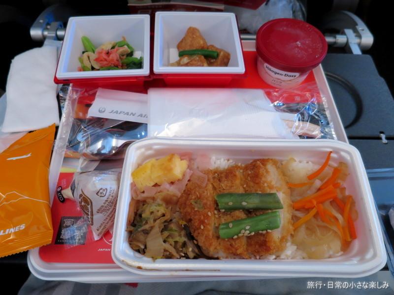 JALで香港