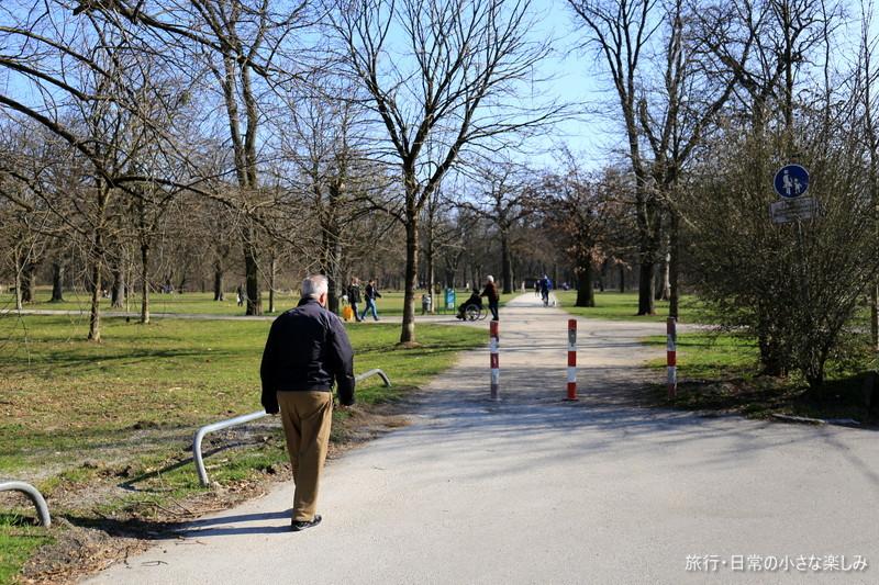 ミュンヘン 散歩