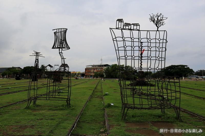 哈瑪星鉄道文化園区 高雄 鉄道 跡地
