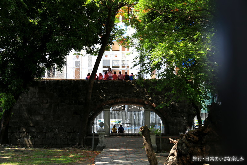 マニラ 町並み 観光
