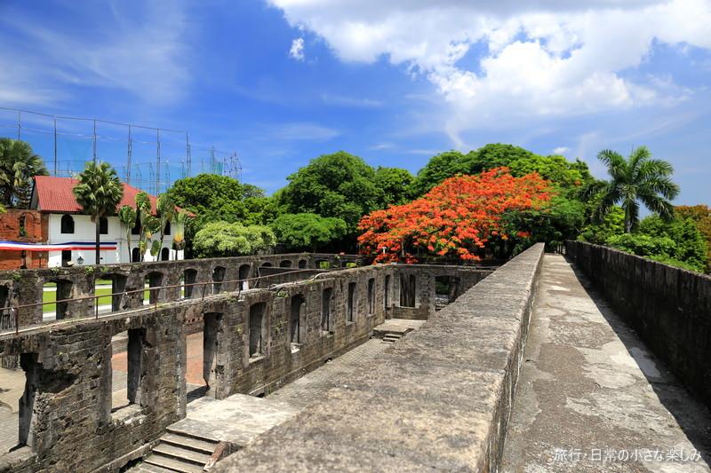 サンチャゴ要塞 マニラ