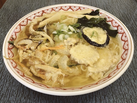 野菜天中華2