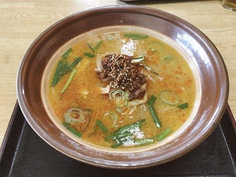 担々麺味噌2