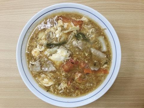 酸辣湯麺1