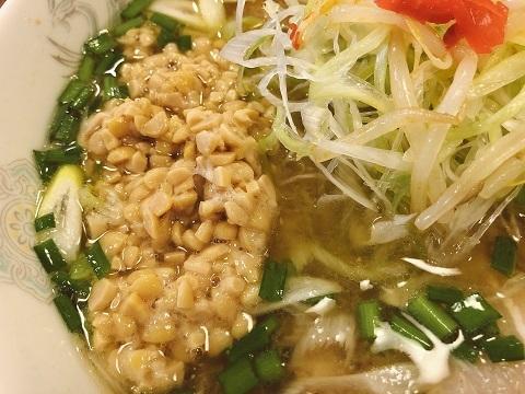ネギ味噌納豆2