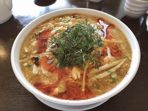 酸辣湯麺2