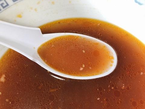 満にら醤油スープ