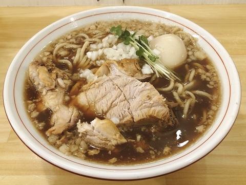 肉中華そば醤油1
