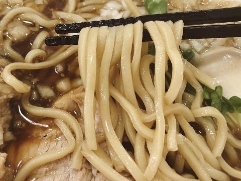 肉中華そば太麺