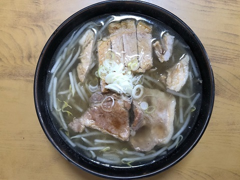 肉タンメン