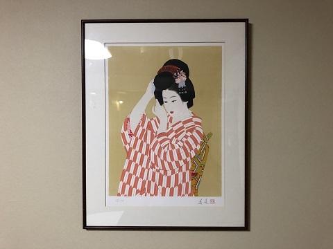 10日本画