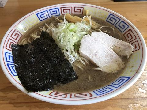 ハイブリッド中華蕎麦