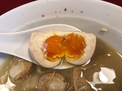 貝だしスープ