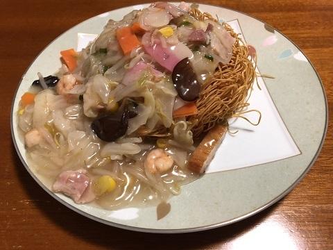 長崎皿うどんテイクアウト