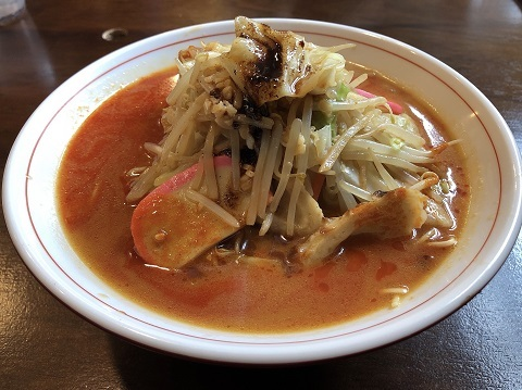 竹本チャンポン辛1